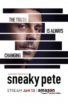 Sneaky Pete Serien Cover