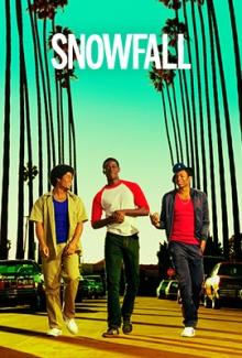 Cover von Snowfall (Serie)