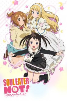 Cover der TV-Serie Soul Eater Not!