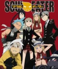 Cover der TV-Serie Soul Eater