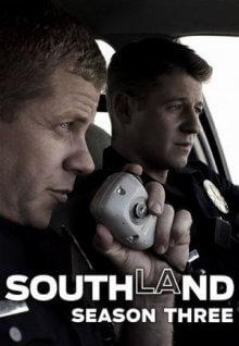 Cover der TV-Serie Southland