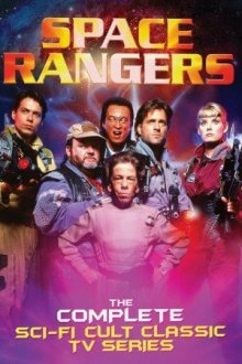 Cover von Space Rangers (Serie)