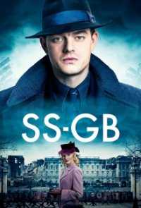 Cover der TV-Serie SS-GB