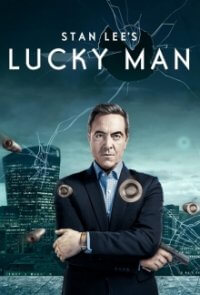 Stan Lee's Lucky Man Serien Cover