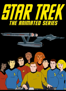 Cover der TV-Serie Star Trek: The Animated Series