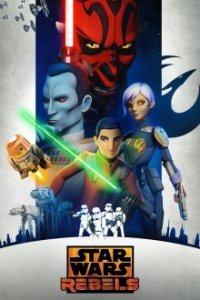 Cover der TV-Serie Star Wars Rebels