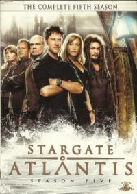 Cover der TV-Serie Stargate Atlantis
