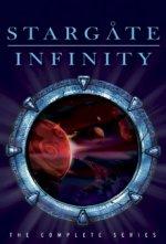 Cover von Stargate Infinity (Serie)