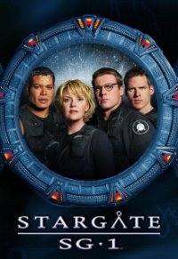 Cover der TV-Serie Stargate SG-1