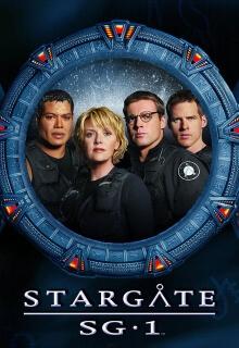 Cover von Stargate SG-1 (Serie)