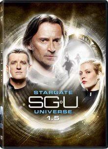 Cover von Stargate Universe (Serie)