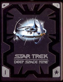 Cover der TV-Serie Star Trek: Deep Space Nine