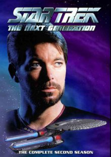 Cover der TV-Serie Star Trek: The Next Generation