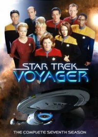 Cover der TV-Serie Star Trek: Raumschiff Voyager