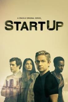Cover von StartUp (Serie)