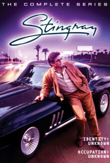 Stingray Serien Cover