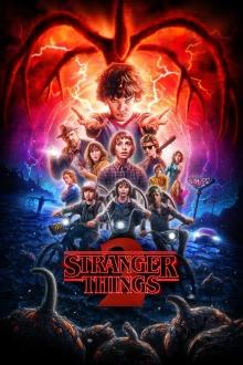 Cover von Stranger Things (Serie)
