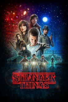 Cover der TV-Serie Stranger Things