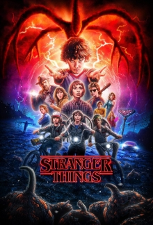 Cover von Stranger Things (Serie)