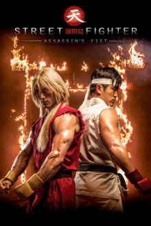 Cover von Street Fighter: Assassin's Fist (Serie)