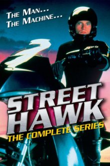 Cover der TV-Serie Street Hawk