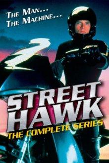 Cover von Street Hawk (Serie)