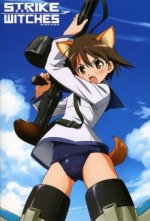 Strike Witches Serien Cover