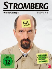 Cover der TV-Serie Stromberg