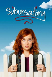 Cover der TV-Serie Suburgatory