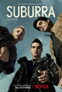 Cover der TV-Serie Suburra
