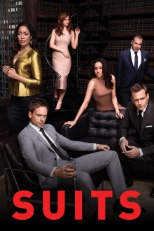 Cover von Suits (Serie)