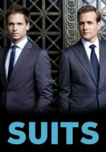 Suits Serien Cover