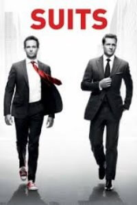 Cover der TV-Serie Suits