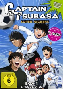 Cover der TV-Serie Super Kickers 2006