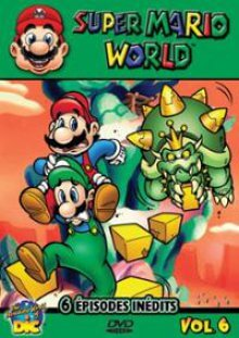 Cover der TV-Serie Super Mario World