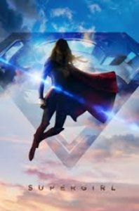 Cover der TV-Serie Supergirl