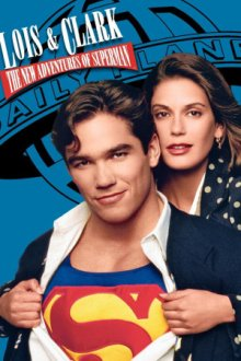 Cover von Superman - Die Abenteuer von Lois & Clark (Serie)