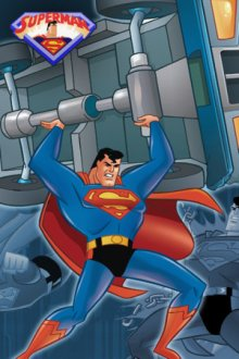 Cover der TV-Serie Superman: The Animated Series