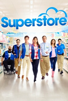 Cover von Superstore (Serie)