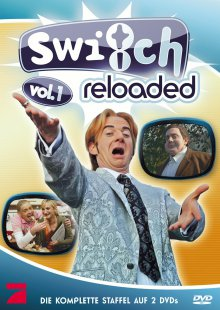 Cover der TV-Serie Switch Reloaded