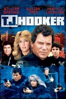 Cover von T. J. Hooker (Serie)