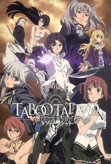 Cover von Taboo Tattoo (Serie)