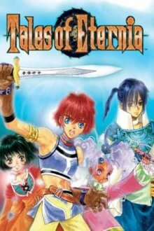 Cover der TV-Serie Tales of Eternia