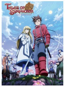 Cover der TV-Serie Tales of Symphonia