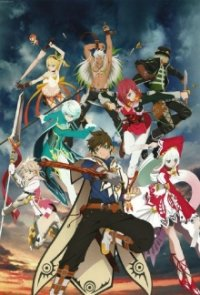 Cover der TV-Serie Tales of Zestiria: The Cross