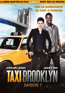 Cover der TV-Serie Taxi Brooklyn