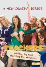 Cover von Teachers (Serie)