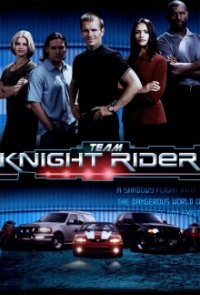 Cover der TV-Serie Team Knight Rider