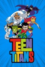 Cover von Teen Titans (Serie)