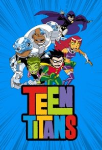 Teen Titans Serien Cover